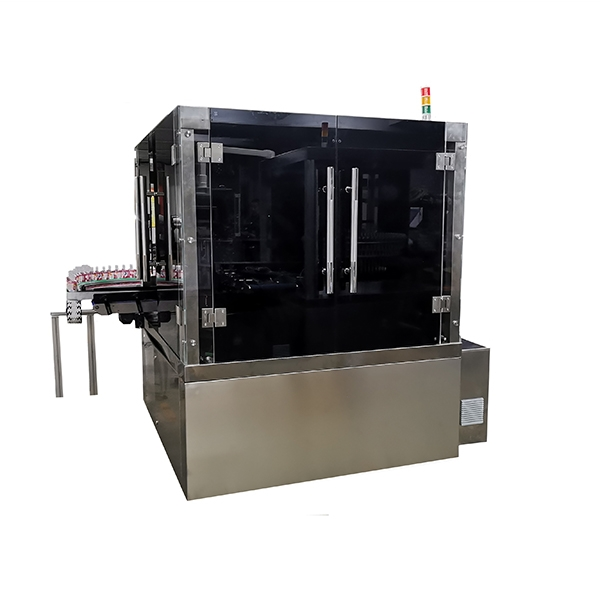 JT-AM-RA-SIB软输液袋回转式全自动灯检机